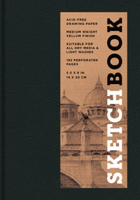 Sketchbook (Basic Small Bound Black) by Sterling Publishing Co., Inc., 9781454909286