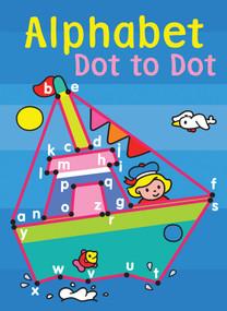 Alphabet Dot to Dot by De Ballon N. V,, 9781402718359