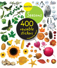 Eyelike Stickers: Seasons by Workman Publishing, 9780761171409