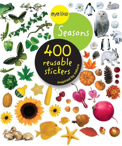 Eyelike Stickers: Seasons by Workman Publishing, 9780761171409