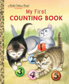My First Counting Book by Lilian Moore, Garth Williams, 9780307020673