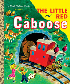The Little Red Caboose by Marian Potter, Tibor Gergely, 9780307021526