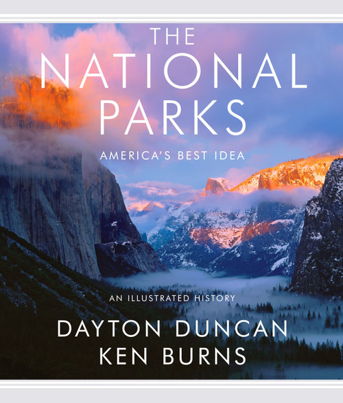 The National Parks (America's Best Idea) by Dayton Duncan, Ken Burns, 9780307268969