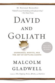David and Goliath (Underdogs, Misfits, and the Art of Battling Giants) - 9780316204378 by Malcolm Gladwell, 9780316204378
