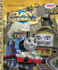 Day of the Diesels (Thomas & Friends) by Rev. W. Awdry, Golden Books, 9780307929891