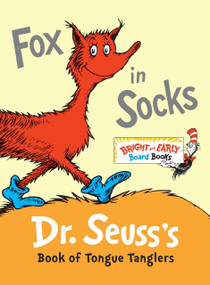 Fox in Socks (Dr. Seuss's Book of Tongue Tanglers) (Miniature Edition) by Dr. Seuss, 9780307931801