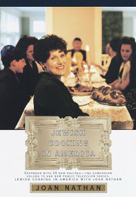 Jewish Cooking in America (A Cookbook) by Joan Nathan, 9780375402760