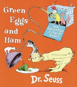 Green Eggs and Ham - 9780375810886 by Dr. Seuss, Aristides Ruiz, 9780375810886