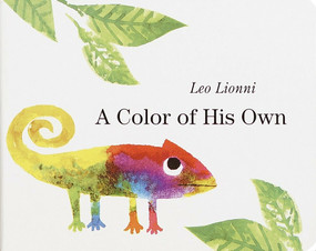 A Color of His Own by Leo Lionni, Leo Lionni, 9780375810916