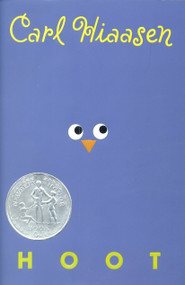 Hoot by Carl Hiaasen, 9780375821813