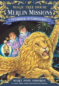Carnival at Candlelight by Mary Pope Osborne, Sal Murdocca, 9780375830341