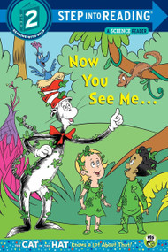 Now You See Me... (Dr. Seuss/Cat in the Hat) by Tish Rabe, Christopher Moroney, 9780375867064
