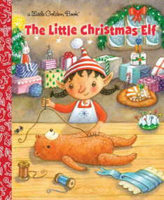 The Little Christmas Elf by Nikki Shannon Smith, Susan Mitchell, 9780375873485