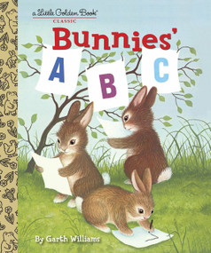 Bunnies' ABC by Garth Williams, Garth Williams, 9780385391283