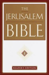 The Jerusalem Bible (Reader's Edition) by Alexander Jones, 9780385499187