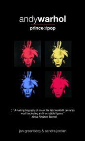 Andy Warhol, Prince of Pop by Jan Greenberg, Sandra Jordan, 9780385732758