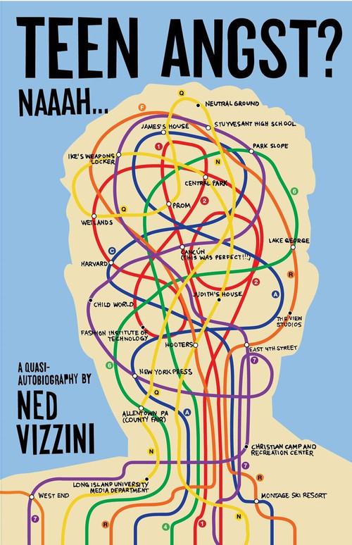Teen Angst? Naaah . . . by Ned Vizzini, 9780385739450