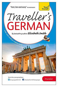 Elisabeth Smith Traveller's: German by Elisabeth Smith, 9781444193060
