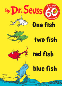 One Fish Two Fish Red Fish Blue Fish by Dr. Seuss, 9780394800134