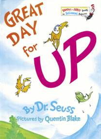 Great Day for Up! by Dr. Seuss, 9780394829135