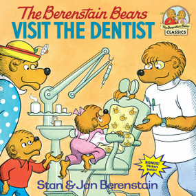 The Berenstain Bears Visit the Dentist by Stan Berenstain, Jan Berenstain, 9780394848365