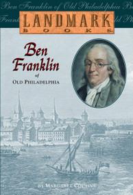 Ben Franklin of Old Philadelphia by Margaret Cousins, 9780394849287
