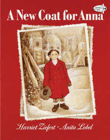 A New Coat for Anna by Harriet Ziefert, 9780394898612