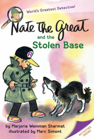 Nate the Great and the Stolen Base by Marjorie Weinman Sharmat, 9780440409328