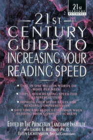 21st Century Guide to Increasing Your Reading Speed by The Philip Lief Group, 9780440613879