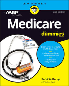 Medicare For Dummies by Patricia Barry, 9781119293392