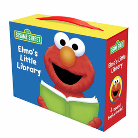 Elmo's Little Library (Sesame Street) (Elmo's Mother Goose; Elmo's Tricky Tongue Twisters; Elmo Says; Elmo's ABC Book) by Sarah Albee, Constance Allen, Deborah November, Maggie Swanson, Tom Leigh, 9780449817407