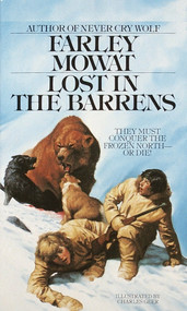Lost in the Barrens by Farley Mowat, 9780553275254