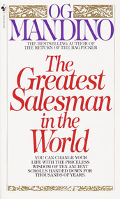 The Greatest Salesman in the World by Og Mandino, 9780553277579