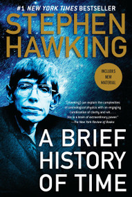 A Brief History of Time by Stephen Hawking, 9780553380163