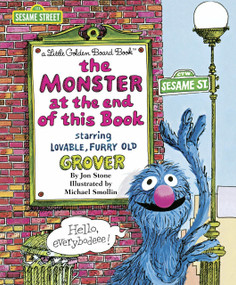 The Monster at the End of this Book by Jon Stone, Michael Smollin, 9780553508734