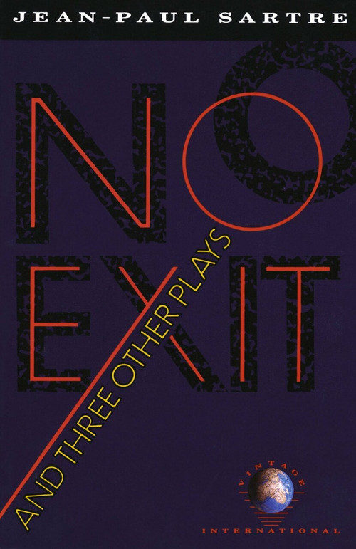 No Exit and Three Other Plays by Jean-Paul Sartre, 9780679725169
