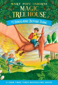 Dinosaurs Before Dark by Mary Pope Osborne, Sal Murdocca, 9780679824114