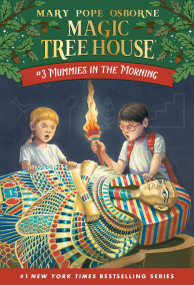 Mummies in the Morning by Mary Pope Osborne, Sal Murdocca, 9780679824244