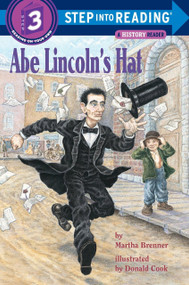 Abe Lincoln's Hat by Martha Brenner, Donald Cook, 9780679849773