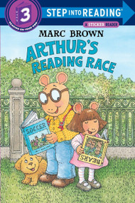 Arthur's Reading Race by Marc Brown, 9780679867388