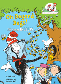 On Beyond Bugs (All About Insects) by Tish Rabe, Aristides Ruiz, 9780679873037