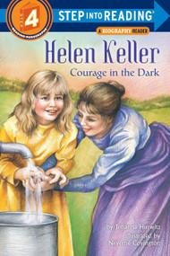 Helen Keller (Courage in the Dark) by Johanna Hurwitz, 9780679877059