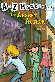 A to Z Mysteries: The Absent Author by Ron Roy, John Steven Gurney, 9780679881681
