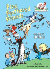 Fine Feathered Friends (All About Birds) by Tish Rabe, 9780679883623
