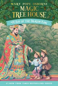 Day of the Dragon King by Mary Pope Osborne, Sal Murdocca, 9780679890515