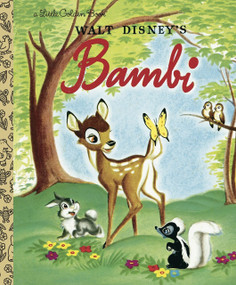 Bambi (Disney Classic) by Golden Books, Walt Disney Studio, 9780736423083