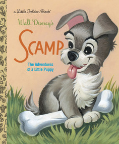 Scamp (Disney Classic) by Golden Books, Golden Books, 9780736423113