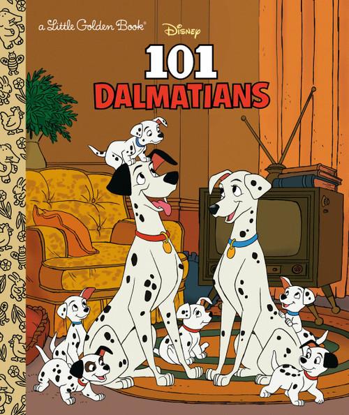 101 Dalmatians (Disney 101 Dalmatians) by Justine Korman, RH Disney, 9780736424202