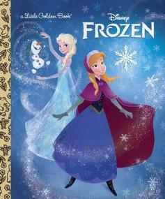 Frozen Little Golden Book (Disney Frozen) by RH Disney, RH Disney, 9780736430517