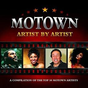 Motown Artist by Artist by Pat Morgan, 9781782812357